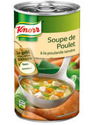 KNORR POTAGE POULARDE 515ML (OV 12)