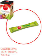 CANDEREL SUCRE STEVIA GREEN STICKS 1,1GR - 250P