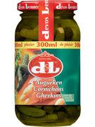 D+L CORNICHONS EXTRA FIN VERRE 365GR (OV 12)