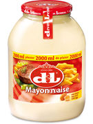 D+L MAYONNAISE OEUFS PET 2L (OV 4)