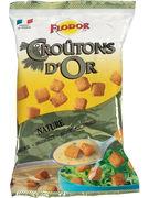 FLODOR CROUTONS NATURELS 75GR  (OV 14)