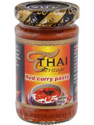 SO THAI  RED CURRY PASTE 110GR (OV 12)