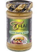 SO THAI  GREEN CURRY PASTE 110GR (OV 12)