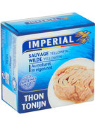 THON YELLOWFIN AU NATUREL 200GR  (OV 24)