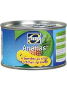 BEST OF ANANAS SIROP 4 TRANCHES 227G (OV 24)