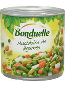 BONDUELLE MACEDOINE DE LEGUMES 400GR (OV 12)