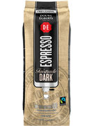 D-E ESPRESSO DARK FAIRTRADE 1KG