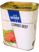 WINNY CORNED BEEF 340GR (OV 12)