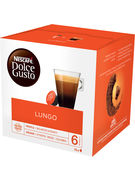 NESCAFE DOLCE GUSTO LUNGO 16CAPS 104GR
