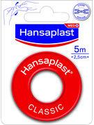 HANSAPLAST SPARADRAP CLASSIC 5M X 2,5CM (OV10)