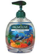 PALMOLIVE SAVON MAIN POMPE AQUARIUM 300ML(OV12)
