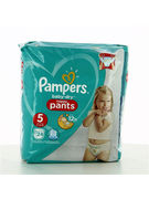 PAMPERS BABY DRY PANTS T5 24P (OV 4)