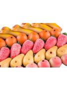 FRUITS MASSEPAIN 25GR 60P / 1,5KG