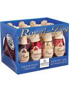 CASIER BLEU12 BOUTEILLES ICE VODKA 108GR
