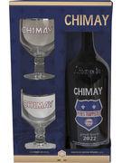 COFFRET CHIMAY MAGNUM GRANDE RESERVE 1,5L + 2 VERRE GRATIS