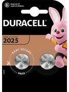 DURACELL PILES SPE LITHIUM 2025 2 PCES