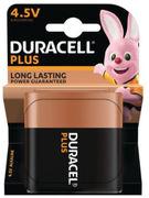 DURACELL PILES ALKALINE PLUS 4,5V 1 PCE