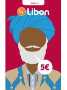 LIBON RECHARGE 5€