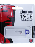 KINGSTON DATATRAVELER I G4 16GB USB STICK 3.0