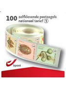 TIMBRES BOX FRUITS NATIONAUX 100 PCES 1,07€