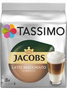 JAC.TASSIMO LATTE MACCHIATO 264GR