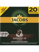 JAC.CAPS EXPRESSO INTENSO 104GR 20+2