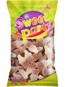 SWEET PARTY BOUTEILLE COLA CITRIC SACHET 100GR