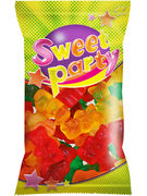 SWEET PARTY OURSONS SACHET 100GR