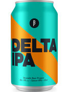 DELTA IPA BRUSSELS BEER 6° CANS 35CL