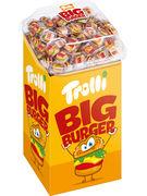 DISPLAY TROLLI BURGER 50GR - 180P