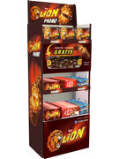 F03/21 DISPLAY NESTLE CANDY BARS 86P