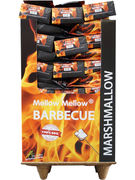 DISPLAY MARSHMALLOW BBQCHARCOAL BAG 500GR