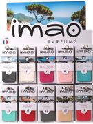 COLIS IMAO PLAQUETTES 100PCES 10 VARIETES + DISPLAY COMPTOIR