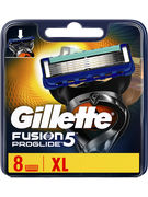 GILLETTE PROGLIDE MANUAL LAMES 8P