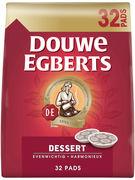 DOUWE EGBERTS DESSERT 32PADS 222GR