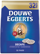 DOUWE EGBERTS DECAFE 32PADS 222GR