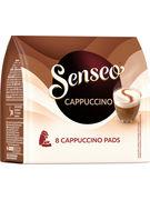 SENSEO CAPPUCCINO 8 PADS -BAG