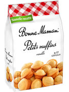 BM PETITS MUFFINS VANILLE 235GR