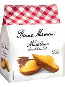 BM MADELEINES CHOCOLAT LAIT 7P 210GR