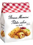 BM FRUITS CAKE 210GR