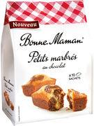PETITS MARBRES AU CHOCOLAT 10P 300GR