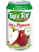 TREE TOP APPELSAP BLIK 33CL