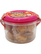 MUFFIN CHIPS CHOCOLATE 5X2P 250GR