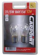 LAMP 12V 21/5W BLISTER 2 ST