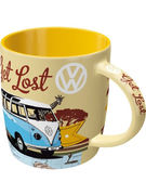 MUG VW BULLI LETS GET LOST