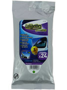 LINGETTES VITRES BOITE 24P