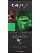 TABLETTE FONDANT UGANDA 80% 100GR