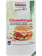 ABBELEN CHEESEBURGER 2X150G