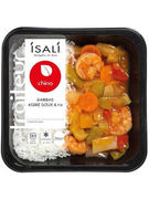 ISALI SCAMPI AIGRE-D. RIZ 350G