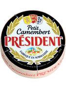 PRESIDENT CAMEMBERT 145G